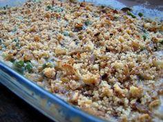 """""""Real Food"""" Green Bean Casserole"""