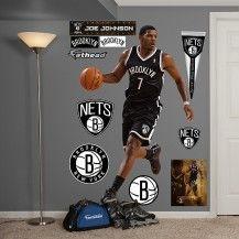 Brooklyn Nets Joe Johnson Fathead