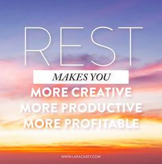 Remember to be gentle to yourself! Listen and your body will tell you when to take time to rest.