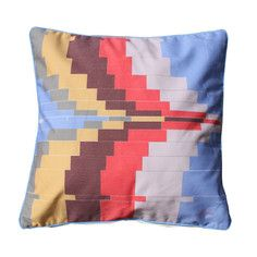 Zag Zig Eco Pillow 20x20, $69, now featured on Fab.
