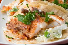 Fish tacos are one of those foods you just can't stop eating. This is true for me. They're not only great, but they're healthy, fresh, and one of the easiest meals you could make. So for a truly satisfying meal that's downright TASTY, these fish tacos are the way to go! They're also perfect for …