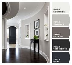 My Favorite Gray Paint! (and all paint colors throughout my house ...