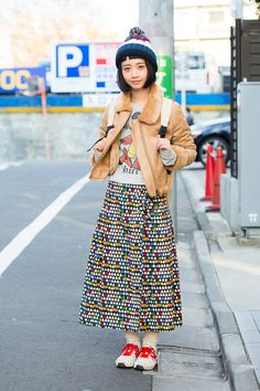 三戸 なつめ | ストリートスタイル・スナップ | ファッションプレス