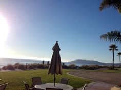 Another gorgeous Winter day at Dolphin Bay Resort & Spa in Pismo Beach!