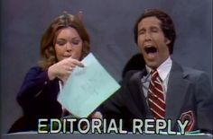 Chevy chase quotes snl celebrity