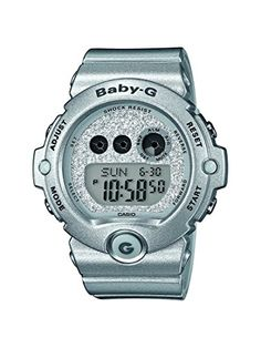 Baby-G BG-6900SG-8ER Women's Quartz Watch with Silver Dial Digital Display and Silver Resin Strap Baby-G http://www.amazon.co.uk/dp/B00M9ZDDYO/ref=cm_sw_r_pi_dp_mCTXvb0KA5RY9