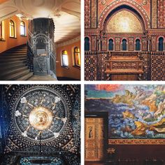 Urban Explorer Gives Viewers an Interior Tour of St. Petersburg's Architectural Gems - My Modern Met