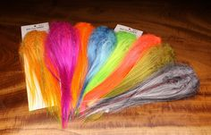 Casters Fly Shop - Hedron Big Fly Musky Fiber Blends w/ Curl, $6.50 (http://www.castersonlineflyshop.com/hedron-big-fly-musky-fiber-blends-w-curl/)