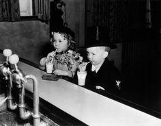 mothgirlwings: Shirley Temple and Baby LeRoy - c. early 1930s
