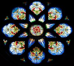 Stunning Church Window