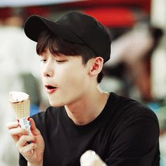 15 Facts About Lee Jong Suk, , #1 His hometown is Yongin, , #2 He's  a close friend to YoonA and ...