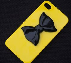 Black  iPhone 4 Case