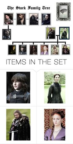 """Lilja & Mateo Stark 