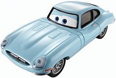 Disney/Pixar Cars, Palace Chaos 2015 Series, Jumpstart J. Ward Die-Cast Vehicle #2/7, 1:55 Scale Mattel http://www.amazon.com/dp/B00N5WQL12/ref=cm_sw_r_pi_dp_-acOwb0E0AWQK