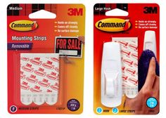 3M Command Adhesive Products