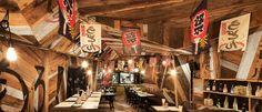 Japanese restaurant Izakaya Kinoya by Jean de Lessard - HomeWorldDesign (5)