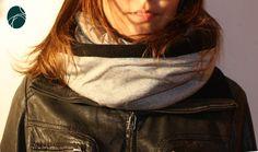 Coll d'hivern - Cuello de invierno, Punto, Bufandas