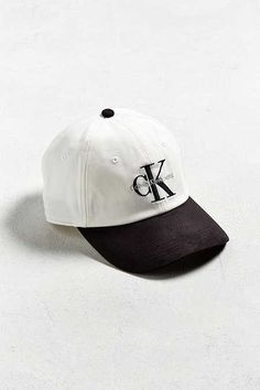 Calvin Klein Two-Tone Baseball Hat Mens Hats For Sale 20dfdeb81258