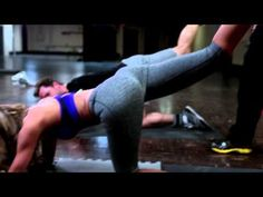 The REAL Victoria's Secret Angel Workout video..  Pin now, watch (and feel bad about myself) later.
