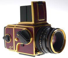 Supreme 24 Karat Gold Limited Edition Hasselblad 503CW 50th Anniversary