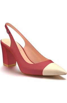 Shoes of Prey Slingback Pump (Women) available at #Nordstrom