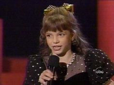 Grandpa called my Mama when our girl Britney was on Star Search. So proud!