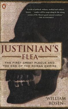 Justinian's Flea: The First Great Plague and the End of the Roman Empire by William Rosen http://www.amazon.com/dp/014311381X/ref=cm_sw_r_pi_dp_nSL2wb1GPCT77