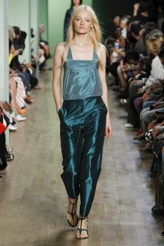 Tibi - I would wear these pants every day