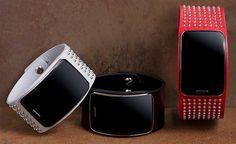 Diesel Black Gold lancera une ligne de bracelets modes pour la SamsungGear S