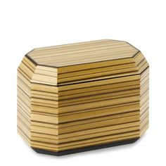 Exotic Zebra Wood Box, Medium #williamssonoma