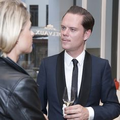 The #Delvaux private dinner in #Antwerp in June 2015
