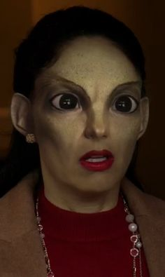 "Indole Gentile is a Wesen of Greek origin. First seen in season four's episode ""The Grimm Who Stole Christmas."""
