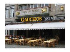 Gauchos Aan het Vrijthof