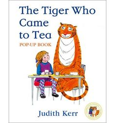 This classic story of Sophie and her extraordinary tea-time guest is now brought to life in an exciting luxury pop-up edition to celebrate Judith Kerr's 90th birthday.