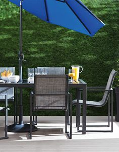 Home Outdoor Living Tofino 7pc Dining Set Hudson S Bay Backyard Pinterest Sets Patios And