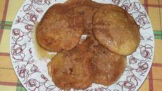 Τηγανίτες με μέλι και κανέλα που θα εξαφανιστούν στο πι και φι Pancakes, Pork, Cookies, Meat, Desserts, Breakfast Ideas, Kale Stir Fry, Crack Crackers, Tailgate Desserts