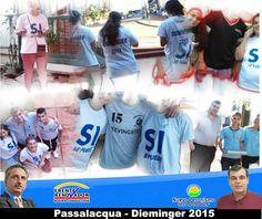Martes 19/Mayo. En el marco de política transparente del proyecto #Passalacqua2015 #Dieminger2015 visitamos nuevamente el barrio Yerbal Viejo, charlando con los vecinos y presentando el proyecto que generará un cambio en la política local