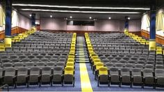 Encore Fixed Seating at the University of Wollongong
