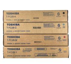 TFC28K For ESTUDIO2830C Toshiba OEM Copier Supplies TFC28K TONER CARTRIDGE BLACK