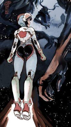 bear1na:  Art by Joël Jurion ✤ || CHARACTER DESIGN REFERENCES | キャラクターデザイン |  • Find more at https://www.facebook.com/CharacterDesignReferences & http://www.pinterest.com/characterdesigh and learn how to draw: concept art, bandes dessinées, dessin animé, çizgi film #animation #banda #desenhada #toons #manga #BD #historieta #anime #cartoni #animati #comics #cartoon from the art of Disney, Pixar, Studio Ghibli and more || ✤