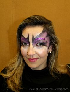 "Makeup By Sara Marcus For ""6ª feira 13"" - Montalegre - Portugal"