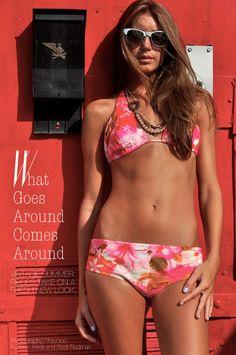 NicSal Jewels featured on D Stylesheet's Summer Swimwear 2012 post!