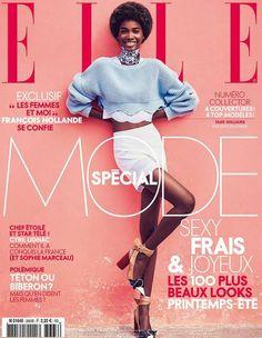 Elle France March 2016