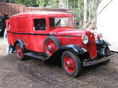 1926 ford t sedan delivery | 1934 Ford Deluxe Panel Delivery