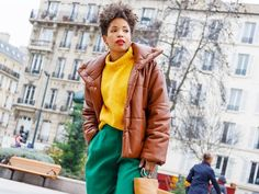 Deciding what to spend your money on is no easy task, and that's why team Who What Wear is always on hand to navigate you through the intim. Best Travel Clothes, Crazy Pants, Summer Work Outfits, Striped Scarves, Style Snaps, Capsule Wardrobe, Wardrobe Staples, Only Fashion, Who What Wear