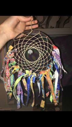 Edm festival wristband dreamcatcher