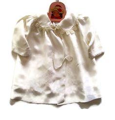 Vintage Baby Jacket Christening Baptism by MerrilyVerilyVintage, $25.00