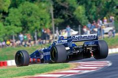 """itsawheelthing: """"Williams Wednesday … using the kerbs … & then some Damon Hill, Rothmans Williams-Renault 1996 Argentinian Grand Prix, Buenos Aires """" Spanish Grand Prix, Italian Grand Prix, British Grand Prix, Formula One Champions, Adrian Newey, F1 Motor, Damon Hill, Monaco Grand Prix, Thing 1"""