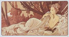Image result for alphonse mucha