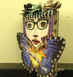 butterfly side (2), by Rosalyn Brainard